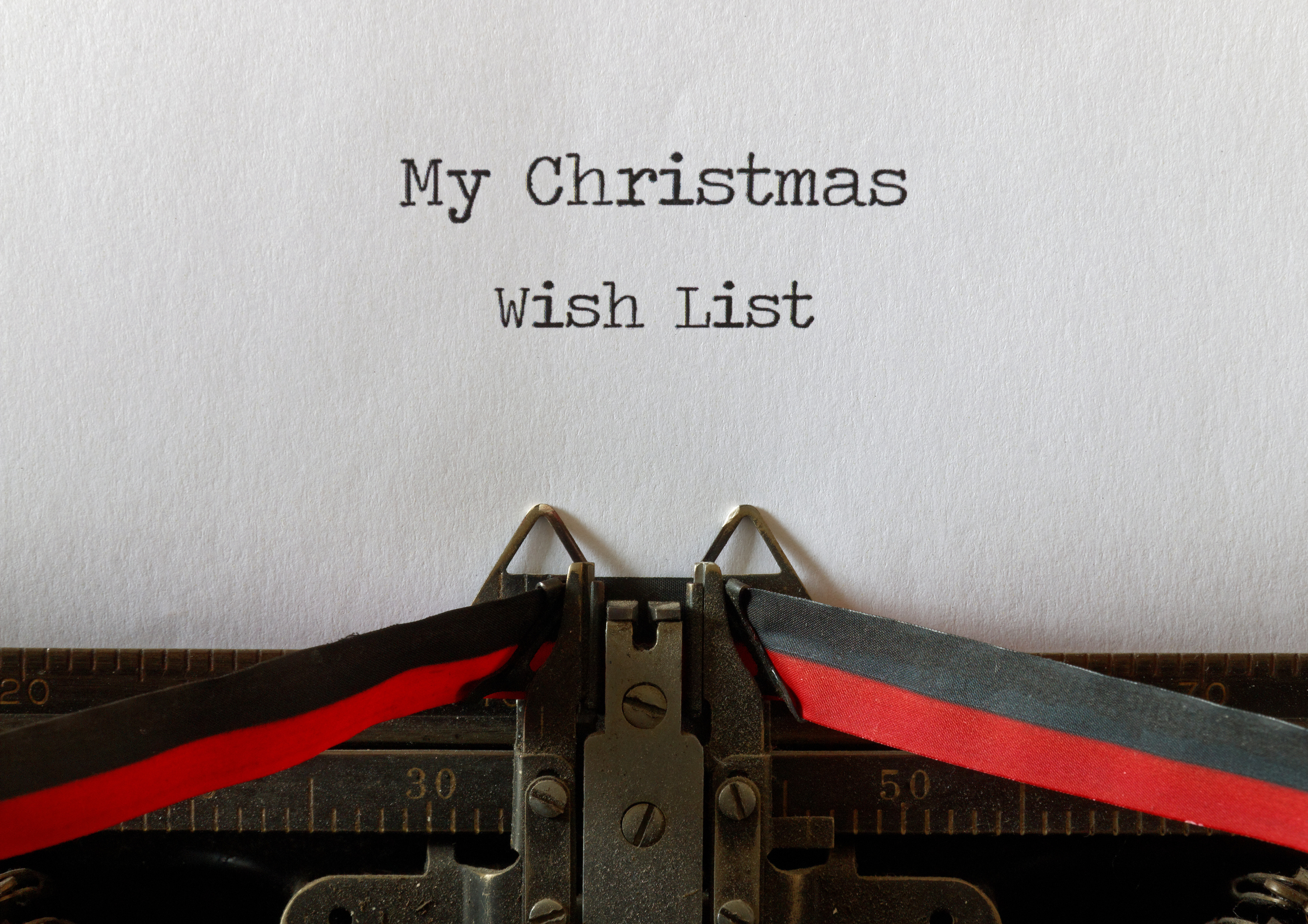 confessions of a bad christian my christmas wish list - My Christmas List